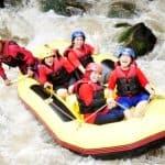 Arung Jeram di Malang, Rute & Cara Pemesanan Rafting Kaliwatu
