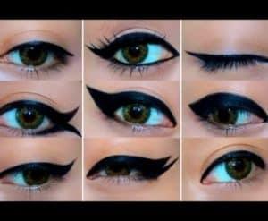 cara memakai eyeliner pensil cara memakai eyeliner cair sendiricara memakai eyeliner putih cara memakai eyeliner spidol