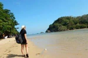 wisata pantai di malang pantai clungup