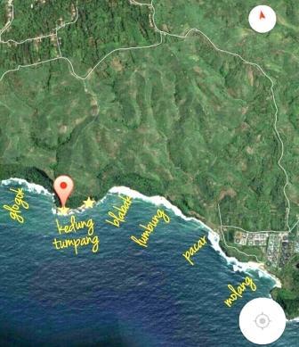 kedung tumpang, pantai kedung tumpang, kedung tumpang tulungagung, wisata pantai kedung tumpang, lokasi kedung tumpang, lokasi pantai kedung tumpang, rute menuju pantai kedung tumpang