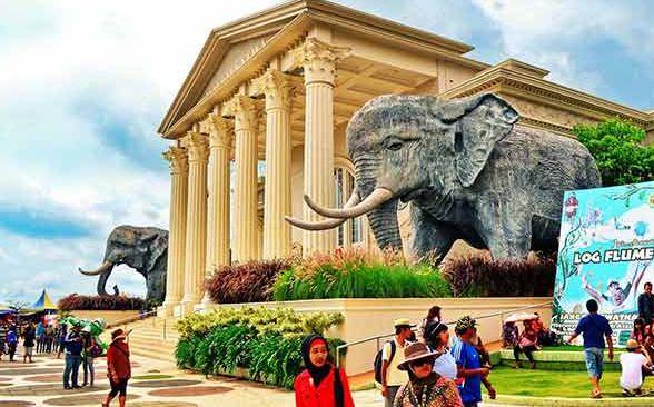objek wisata secret zoo malang