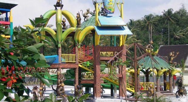 Wisata Wendit Waterpark Malang
