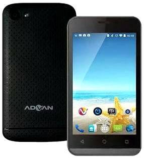 Advan S4i - Hp Android 500 ribuan 3G Kitkat