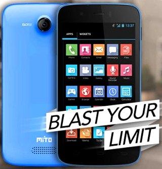 Mito A313 Fantasy Lite - Hp Android 500 ribuan 3G Kitkat