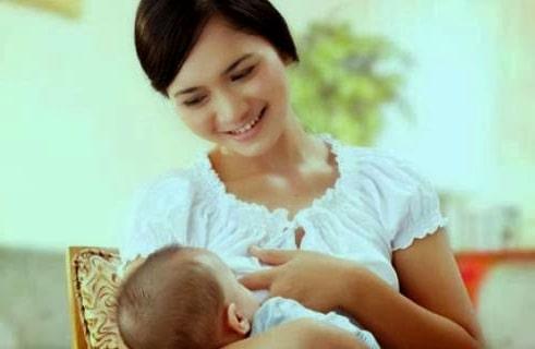 menyusui bayi secara alami