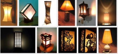 Hiasan Dalaman Rumah Terbaru keramik antik lampu hias