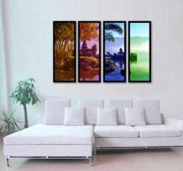 hiasan dalaman rumah lukisan