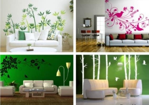 Hiasan Dalaman Rumah Terbaru wallpaper ruang tamu