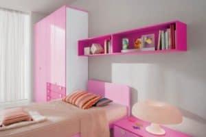 desain kamar tidur anak perempuan modern terbaru hello kitty