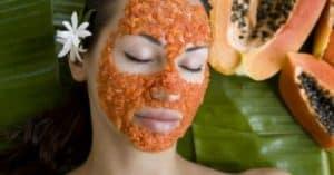 cara membuat masker pepaya untuk jerawat