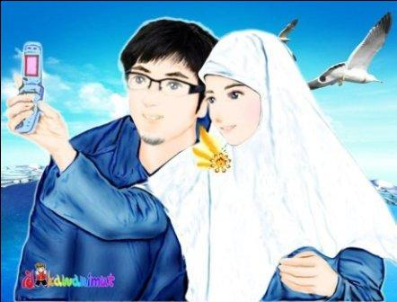 DP BBM islami romantis 14 | HamilPlus.Com 2021