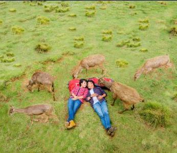 ide prewedding outdoor simple juragan ternak | HamilPlus.Com 2021