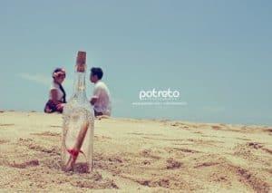 photo prewedding di pantai 3 | HamilPlus.Com 2021