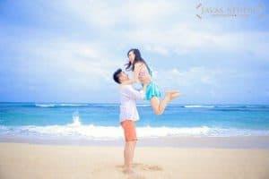 photo prewedding di pantai 5 | HamilPlus.Com 2021