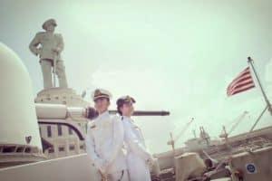prewedding TNI AL | HamilPlus.Com 2021