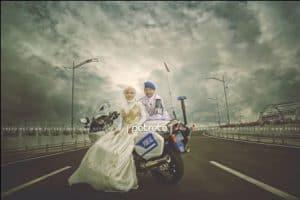 prewedding polisi 6 | HamilPlus.Com 2021