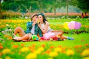 prewedding taman bunga nusantara 4   HamilPlus.Com 2021