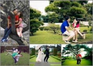 prewedding taman bunga nusantara 5   HamilPlus.Com 2021