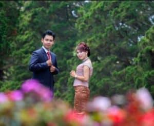 prewedding taman bunga nusantara jas kebaya   HamilPlus.Com 2021