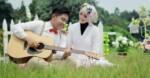 Prewedding Vintage Hijab Style
