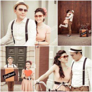 prewedding vintage style 2 | HamilPlus.Com 2021