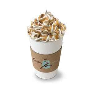 Caribou Coffee Nutrition Caribou Coffee Nutrition