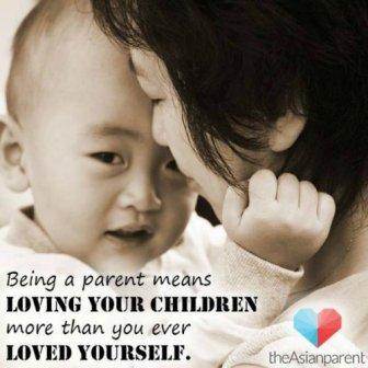 Kata Mutiara Untuk Istri Dan Anak mejadi ayah siap berkorban untuk keluarga