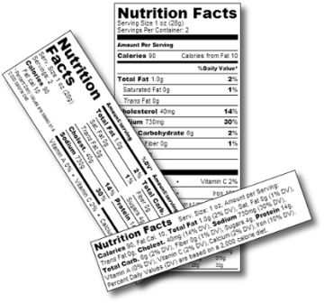 Nutrition Label Maker Nutrition Label Maker Nutrition Label Maker