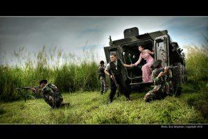Prewedding TNI AL AD AU yang Unik, Bagus dan Elegan 8