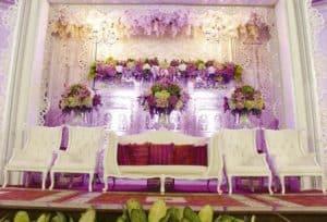 dekorasi pelaminan minimalis di halaman rumah 10 | HamilPlus.Com 2021