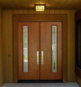pintu rumah minimalis 2 pintu besar kecil 3   HamilPlus.Com 2021