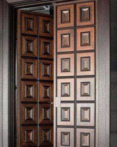 pintu rumah minimalis 2 pintu besar kecil 4   HamilPlus.Com 2021