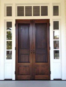 pintu rumah minimalis 2 pintu besar kecil 6   HamilPlus.Com 2021