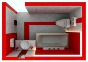 kamar mandi minimalis ukuran 2x15   HamilPlus.Com 2021