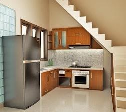 kitchen set minimalis untuk dapur kecil 4 | HamilPlus.Com 2021