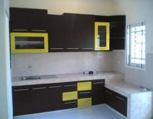 kitchen set minimalis untuk dapur kecil 9 | HamilPlus.Com 2021