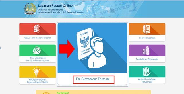 Langkah Membuat Paspor Online di Indonesia