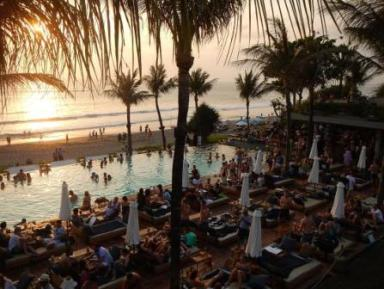 Potato Head Beach Club things to do in seminyak