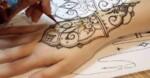 Cara Memakai Henna di Bagian Kulit Tangan dan di Kaki