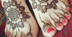 Henna Kaki, Contoh Motif yang Cantik & Mudah Dipraktekkan