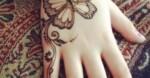 Henna untuk Anak Kecil yang Aman dengan 13 Motif Simpel