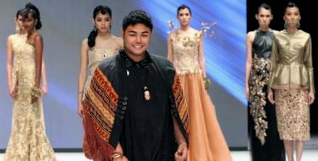 Desainer kebaya modern Indonesia ivan gunawan Desainer kebaya modern Indonesia ivan gunawan
