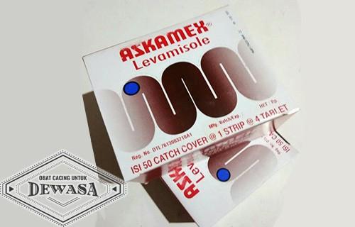 Obat Cacing Askamex