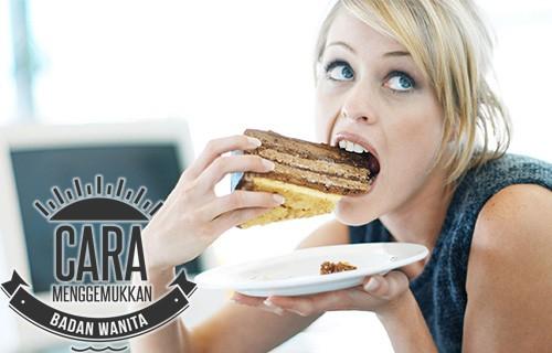 Perbanyak Konsumsi Karbohidrat cara menggemukkan badan wanita