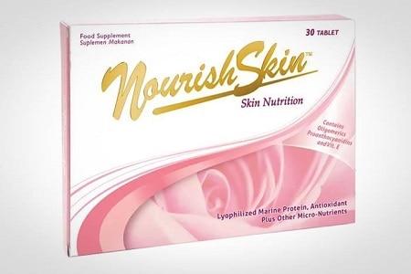 efek samping Nourish Skin, manfaat Nourish Skin, Nourish Skin untuk usia berapa