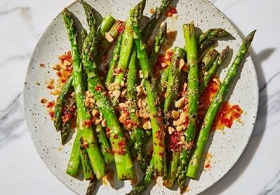 asparagus sayuran penyebab asam urat