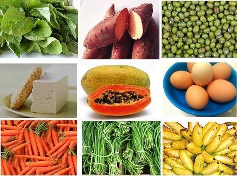 sayuran penyubur kandungan