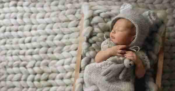 bayi 1 bulan ngorok