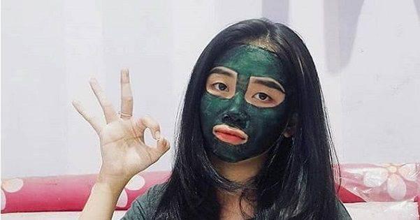 efek samping masker spirulina palsu dan kadaluarsa