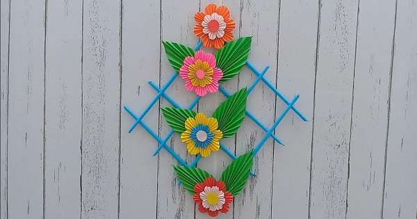 bunga dan kayu yang bagus nan cantik